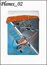 Disney Mówisz i Masz Narzuta 160x200 Licencyjna Planes_02 72227