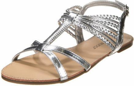 Enza Nucci sandały argent JL1786