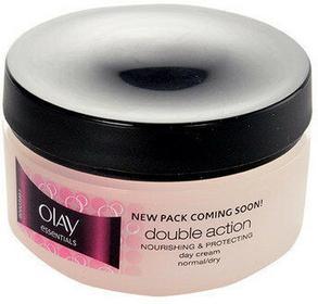 Olay Double Action Essential Moisture Day Cream Krem do twarzy do skóry normalnej i suchej 50ml