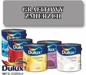 Dulux Kolory Świata GRAFITOWY ZMIERZCH 5L HAN08933