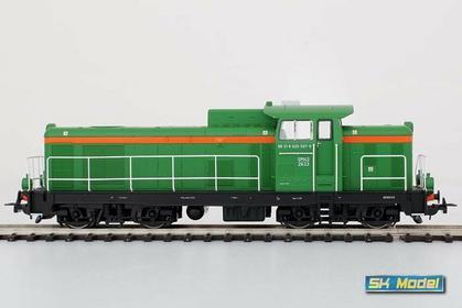 Piko SM42 - 2633 typ Ls800P lokomotywa przemysłowa 59475