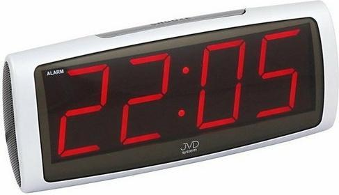 JVD budzik elektroniczny SB1819.1 BUDZIK-SB1819.1