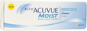 Johnson&Johnson Acuvue 1-DAY Moist for Astigmatism 30 szt.