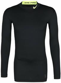 Nike koszulka czarny/volt 688747