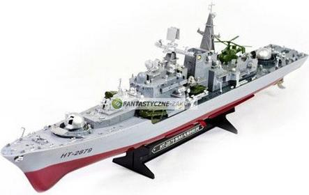 TPC Rosyjski niszczyciel Sowriemiennyj 956A