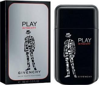 Givenchy Play In The City Homme woda toaletowa 100ml