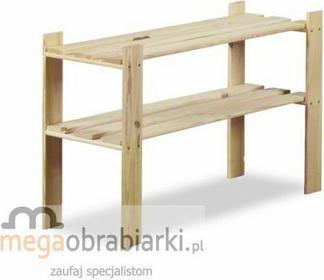 POLSKA WS Regał sosnowy B-06