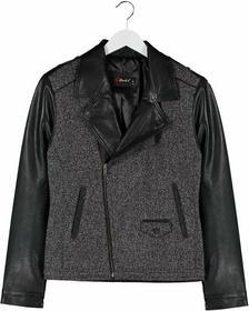 CENT´S kurtka wiosenna czarny CE222H000-Q11