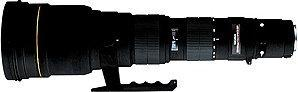 Sigma 300-800mm f/5.6 DG EX APO HSM* Sony