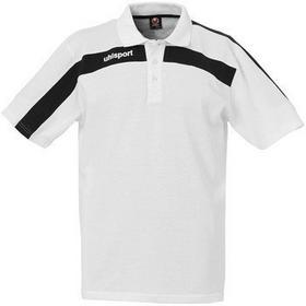 Uhlsport Koszulki polo z krótkiM rękawem Liga Polo-shirt Blanc