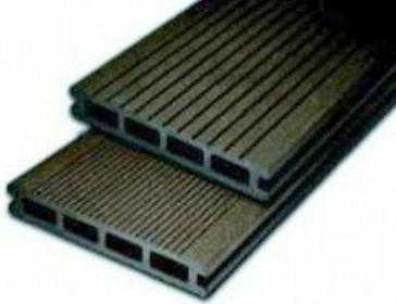 Deska tarasowa - kompozytowa ryflowana 25x200x2900mm Antracyt