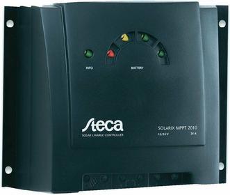 Steca Regulator ładowania do systemów solarnych Solarix MPPT 2010 10 A