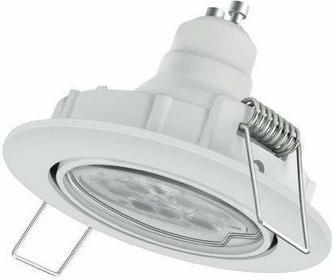 Osram LIGHTIFY Downlight tunable - biały, 6 W, 75 mm