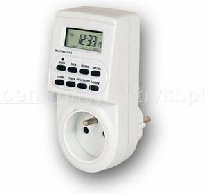 Elektrobock ELEKTROBOK PL/ PROGRAMATOR CZASOWY cyfrowy DH7