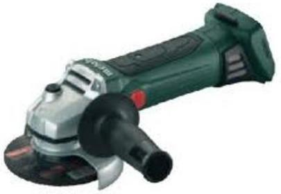 Metabo W18 LTX 125 Inox Set