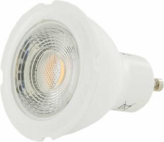 Whitenergy Żarówka LED, GU10, COB, 8W, 230V, ciepła biała 09821
