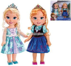 Jakks Pacific Frozen Dwupak Elsa & Anna