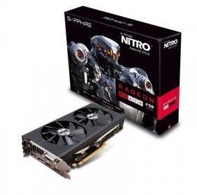 Sapphire Radeon RX 470 Nitro+ OC VR Ready