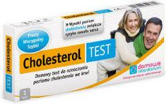CHOLESTEROL TEST Na poziom cholesterolu we krwi 9051445