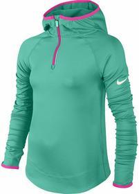 Nike bluza sportowa dziewczęca PRO HYPERWARM 3.0 1/2 ZIP / 622110-317 TUNJ-651 /