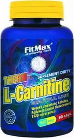 FitMax Therm L-Carnitine + Coffeine 90 kaps