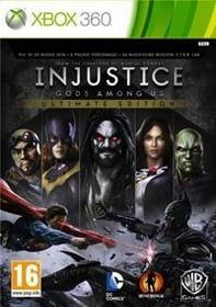 Injustice Gods Among Us Ultimate Edition Xbox 360