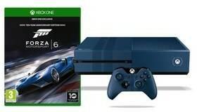Microsoft Xbox One + 1x gra (Forza Motorsport 6)