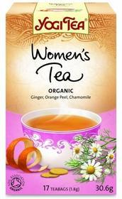 Yogi Tea Herbata w saszetkach BIO Womens Tea organic 17szt 4012824401112
