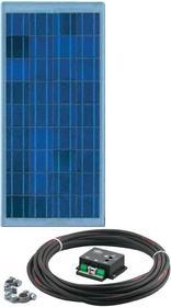 Sunset Panel solarny polikryształowy Solar-Set 110270 55 Wp 12 V