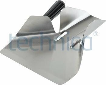 Szufelka do frytek dla praworęcznych 230x210x140 mm | APS, 88019