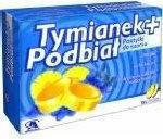 Aflofarm TYMIANEK + PODBIAŁ 18 szt.