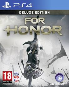 For Honor Edycja Deluxe PS4