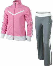 Nike dres tenisowy dziewczęcy T40 WARM UP TUNJ-596 / 588989-555