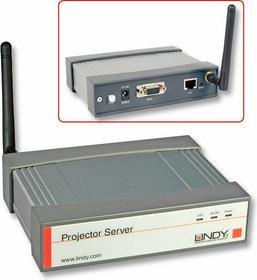Lindy Transmiter bezprzewodowy VGA (moduł sieci) do projektora/monitora