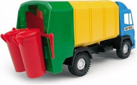Wader Mini truck śmieciarka