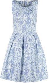 mint&berry Sukienka letnia offwhite M32_SS16_2-1-C_111