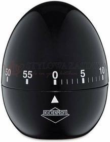 Kuchenprofi minutnik jajko czarne, stal lakierowana KU-1009241000