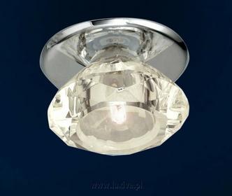 Eglo Oczko halogenowe kryształ 1pł LUXY 88966