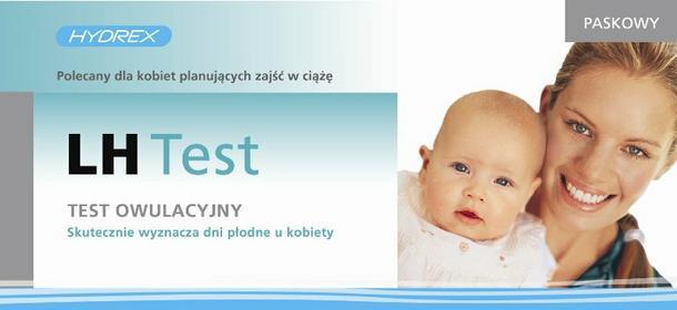 Hydrex test owulacyjny lh