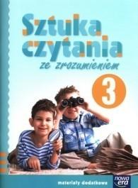 Grażyna Wójcicka, Magdalena Wójcicka Sztuka czytania ze zrozumieniem klasa 3 NE