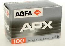 Agfa APX 100/135/36