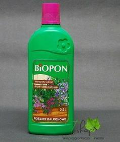 Biopon Nawóz płynny do ROŚLIN BALKONOWYCH 500ml