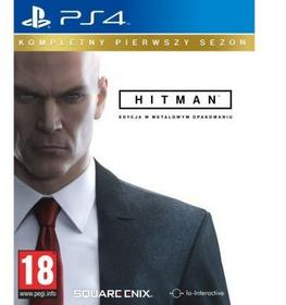 Premiera HITMAN: Complete Season PS4 + STEELBOOK