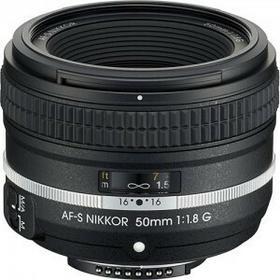Nikon AF-S 50mm f/1.8G edycja specjalna