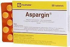 Filofarm Aspargin 50 szt.