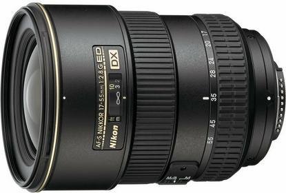Nikon AF-S 17-55mm f/2.8 G DX IF-ED
