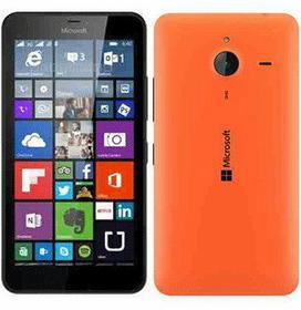 Microsoft LUMIA 640 XL LTE Pomarańczowy