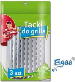 Anna Zaradna Tacki do grilla 3szt