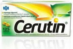 Polfarmex Cerutin 125 szt.