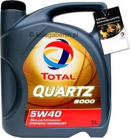 Total Quartz 5W-40 5L